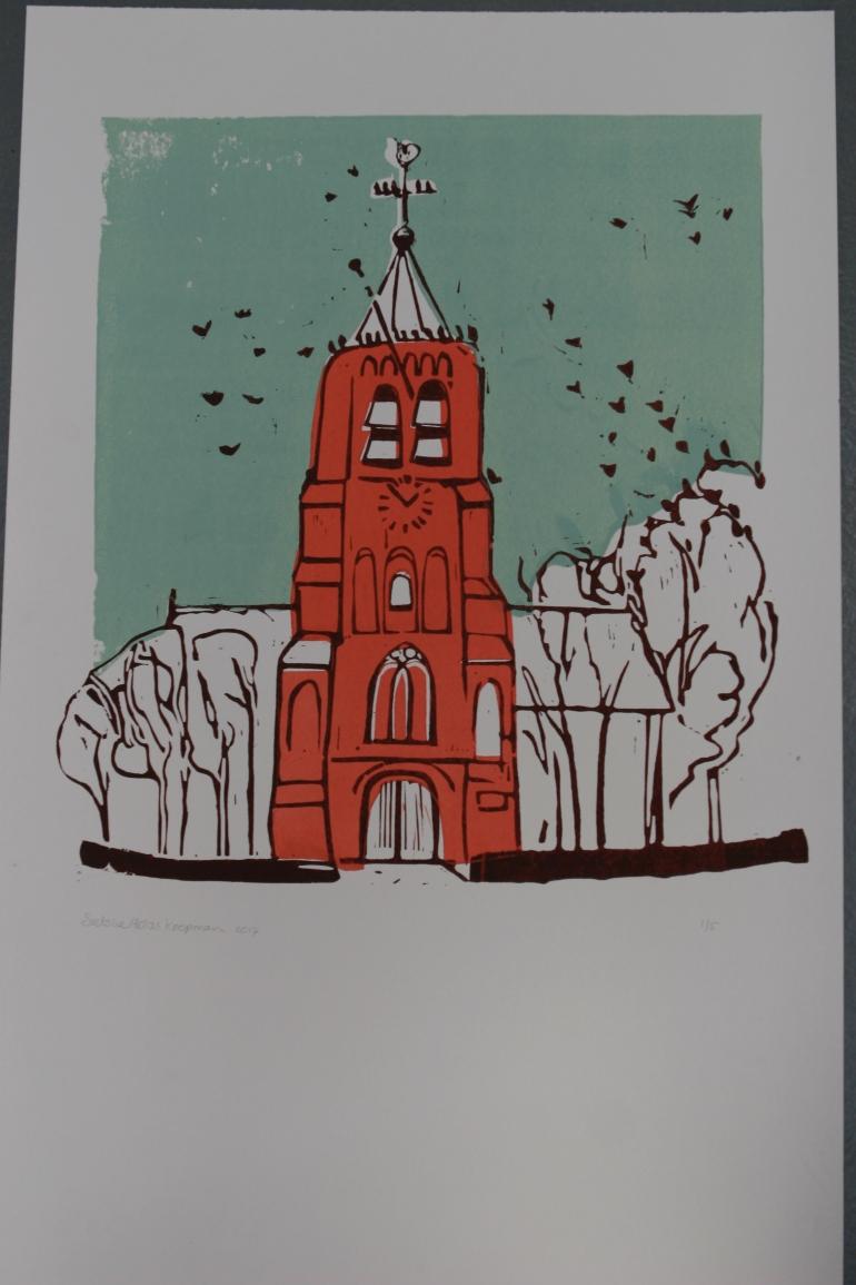 Kauwtjes in de toren